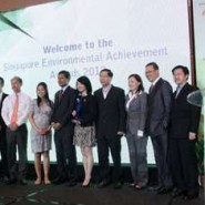 August 2012 | PT. Beton Elemenindo Putra wins 2012 Singapore Environmental Achievement Merit Award