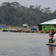 Maiden Sailing of KRI Putra RG-9R