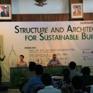 b-panel Campus Seminar: Educating Young Generation to Support Sustainable Building Practices