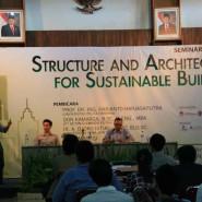 b-panel Campus Seminar: Sosialisasi Kepada Generasi Muda Untuk Mendukung Konsep Pembangunan Berkelanjutan