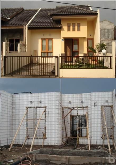 Saatnya anda miliki rumah tahan gempa abad 21 dengan sistem b-panel