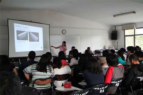 Kunjungan Pabrik Rombongan Mahasiswa Universitas Parahyangan