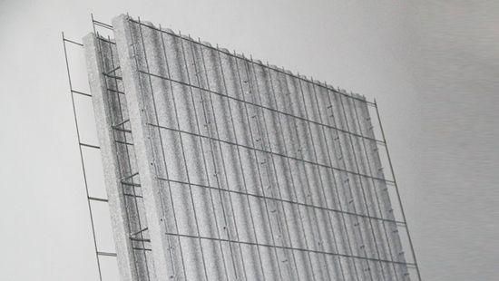 Panel Tahan Gempa, Quake Resistant Building Material, Panel Insulasi Suhu, Green Building, Bahan Bangunan Ramah Lingkungan